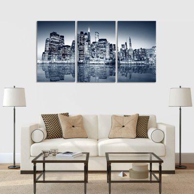 new york city vászonkép